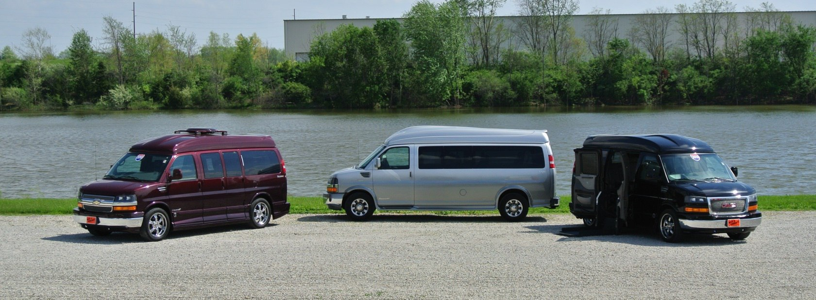Explorer Conversion Vans For Sale