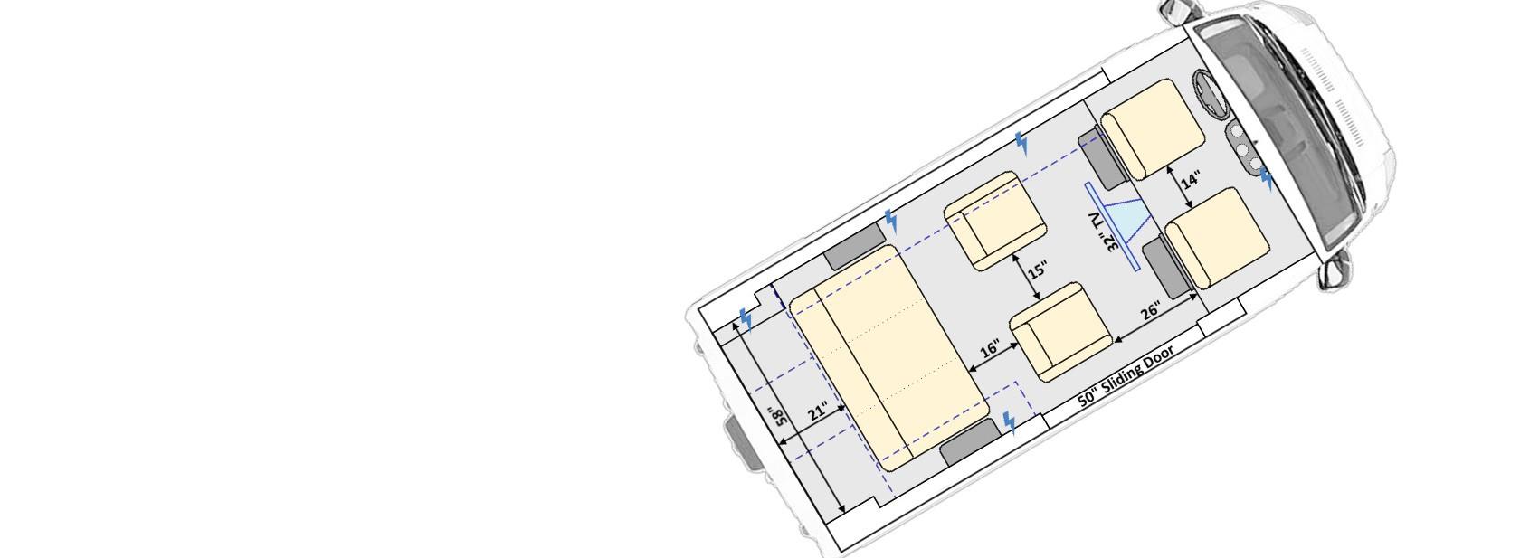 Ram promaster 2500 interior dimensions for Ram promaster city interior dimensions