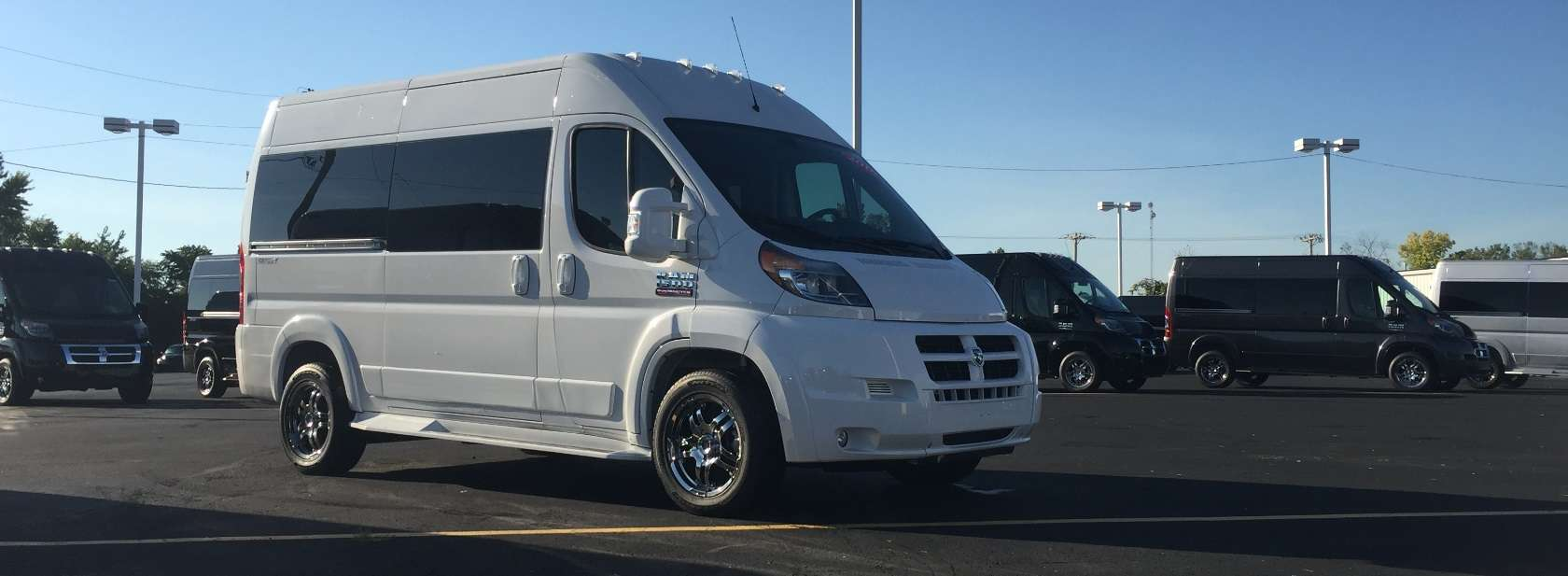 limo vans for sale paul sherry conversion vans. Black Bedroom Furniture Sets. Home Design Ideas