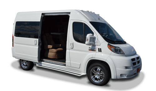 Ram Promaster Diesel >> RAM ProMaster Conversion Vans | Inventory, Video, Info