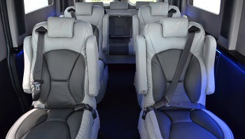 RAM Luxury Vans For Sale At Paul Sherry Conversion VansNew Used