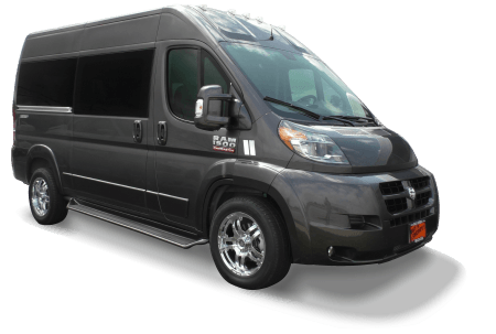 ram promaster mobility van