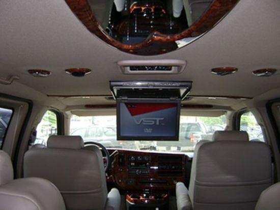 Chevy Express Low Top Explorer Conversion 3