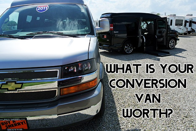 Conversion Van Value