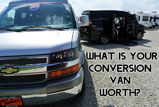 What Is My Conversion Van Worth?