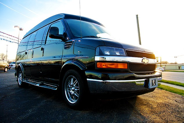 Reasons To Own A Conversion Van