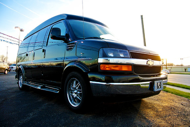 10 Reasons Why You Should Own A Conversion Van