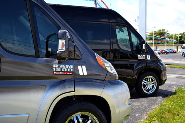 Mobility Vans: Sherry Vans Will Make Your Life Easier