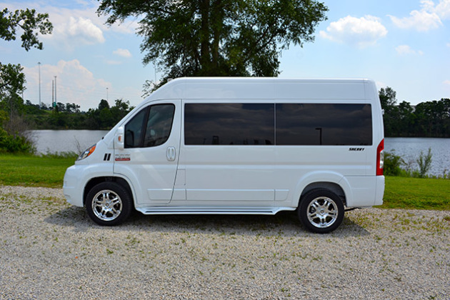 New Conversion Vans: Why Sherry Vans Makes Sense