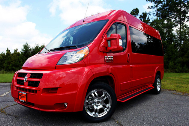 Ram ProMaster: The Ultimate Passenger Van?