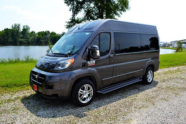 Ram Promaster Sherry Van