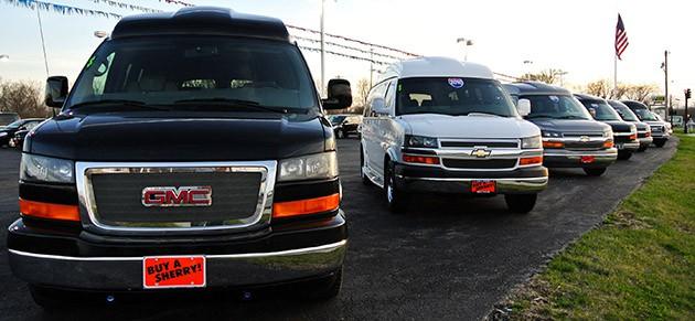 ohio-used-conversion-vans