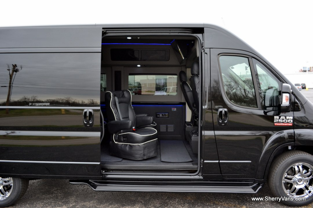 promaster van conversion autos post. Black Bedroom Furniture Sets. Home Design Ideas