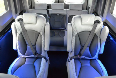 sprinter conversion van interior