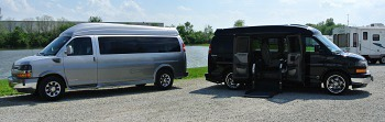 explorer van for sale
