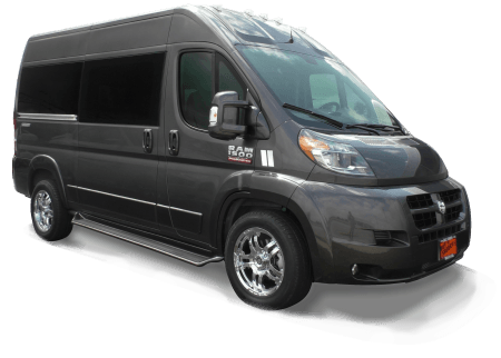 sprinter conversion van for sale