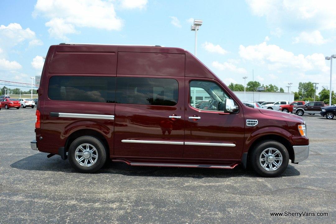 nissan nv used conversion camper vans autos post. Black Bedroom Furniture Sets. Home Design Ideas