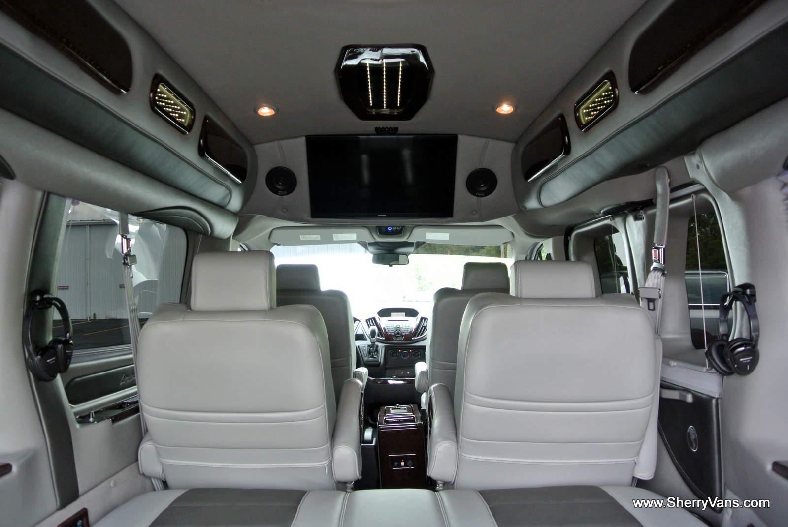 2015 ford transit explorer vans conversion van cp14992t 4