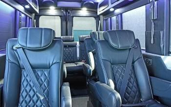 limo-van-interior