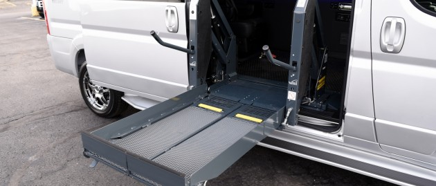 RAM Wheelchair Van Performance Advantages