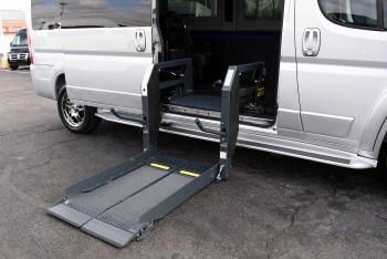 Mobility Van Columbus Ohio