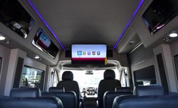 custom mobility van
