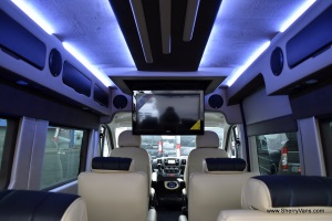 Wheelchair Accessible Vans >> New & Used Conversion Vans For Sale | Paul Sherry Conversion Vans | Browse new RAM conversion ...