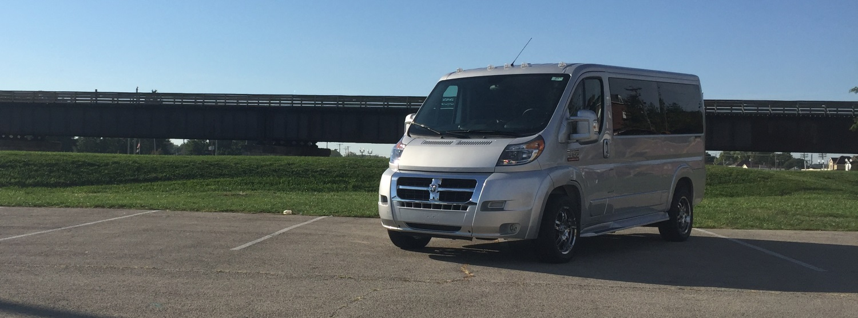new ram conversion van