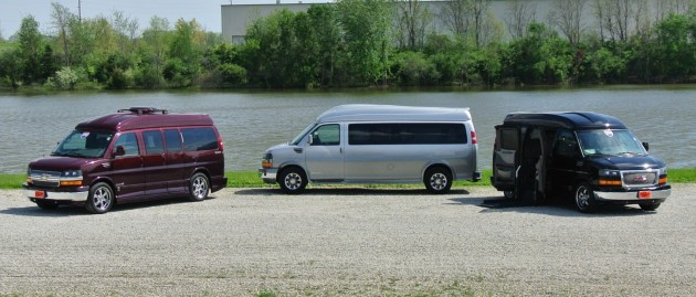 Why Our Dealership Could Be the Best Place to Find a Used GMC Conversion Van
