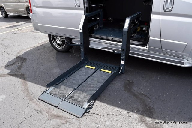 2017 Ram ProMaster Sherry Vans Mobility