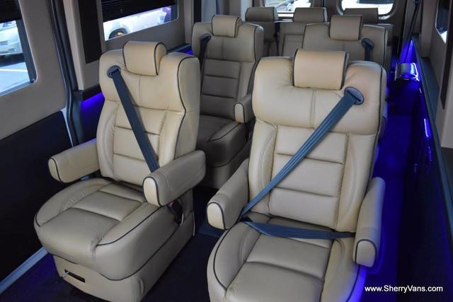Ford Transit Conversion Van >> New 9 Passenger Conversion Van Inventory | Paul Sherry