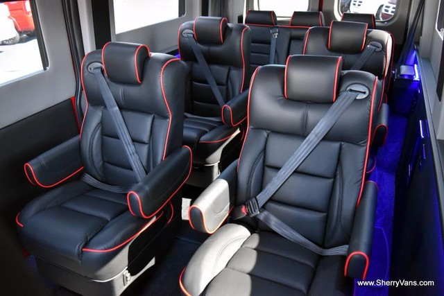 new conversion van seats