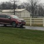 chrysler pacifica hybrid mobility vans
