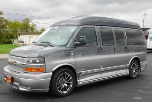 used 7 passenger van for sale