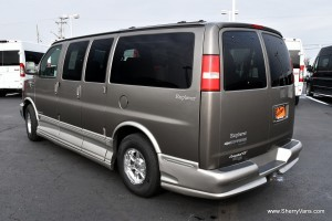 used 7 passenger vans
