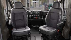 2018 new ram passenger van