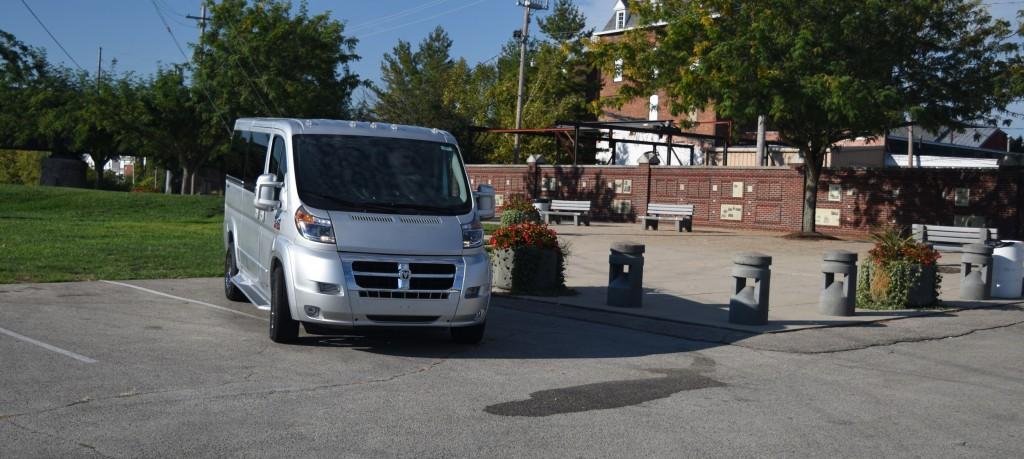new mobility vans