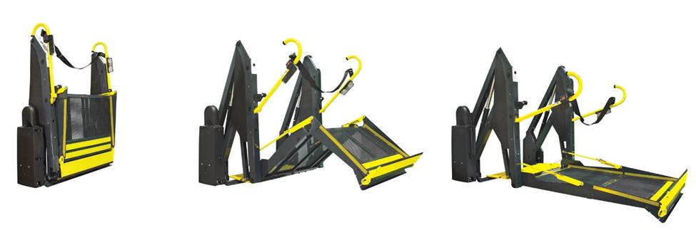 new ram mobility van lift