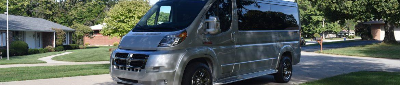 new conversion van
