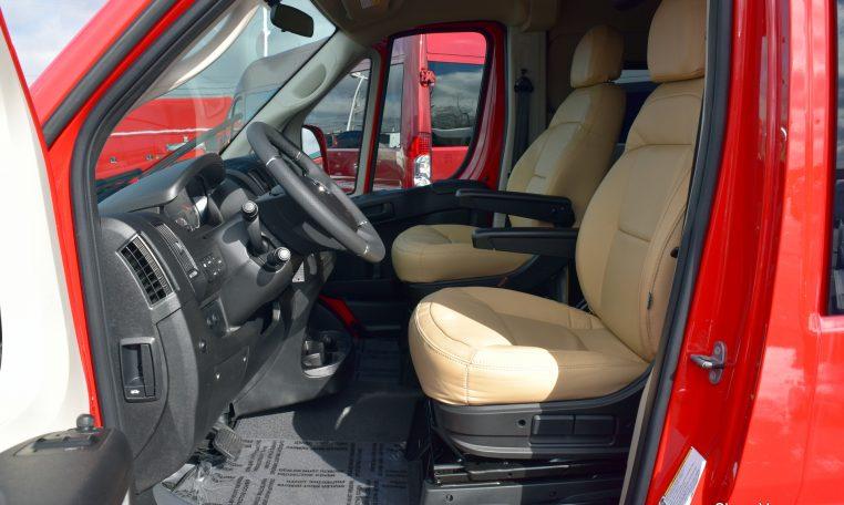 2019 Ram Conversion Van – Sherry Vans 9 Passenger | 28698T