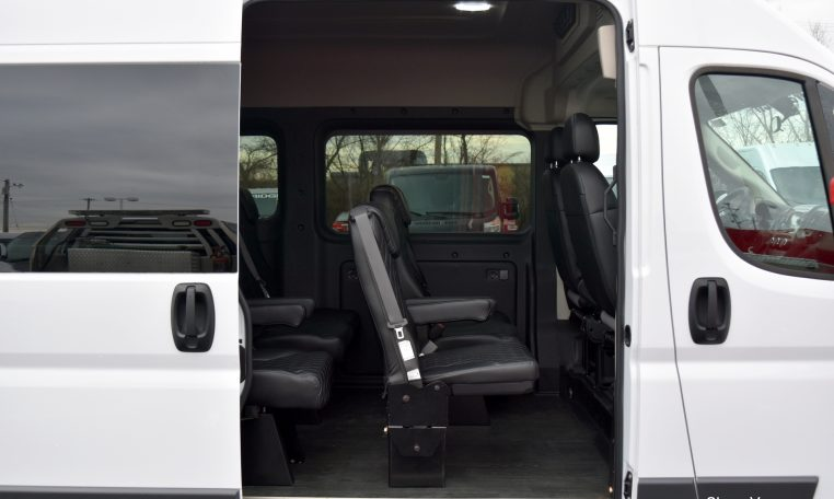 2018 Ram Conversion Van – Waldoch Galaxy 12 Passenger | 28792T