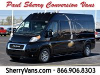 e01be2928d 2019 Ram ProMaster - Sherry Vans 9 Passenger