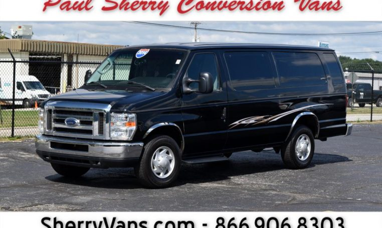 Ford 15 Passenger Van >> 2014 Ford Econoline Passenger Van 15 Passenger Cp16030at Sherry Vans