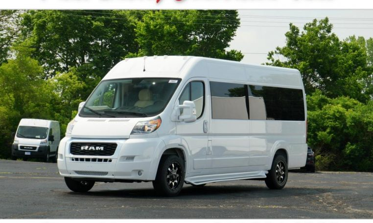 body waldoch passenger conversion extended ram galaxy vans