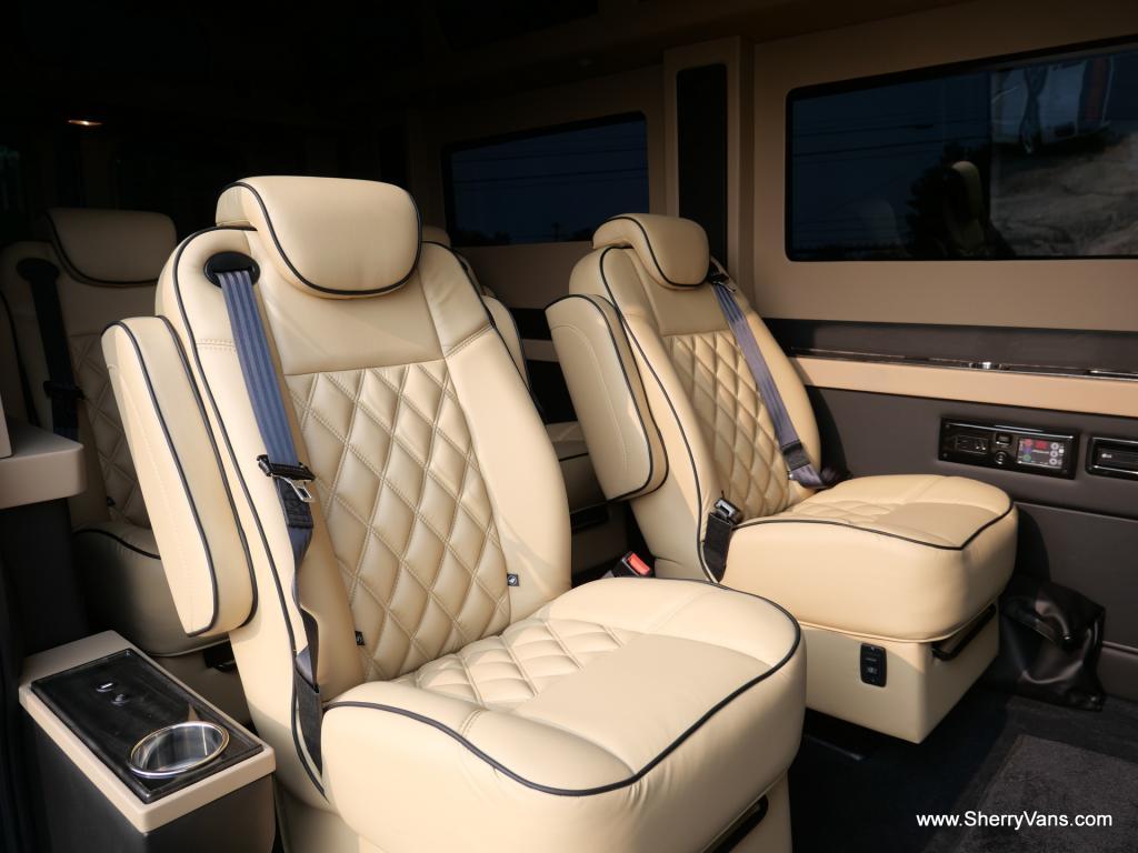 2021 conversion van for sale