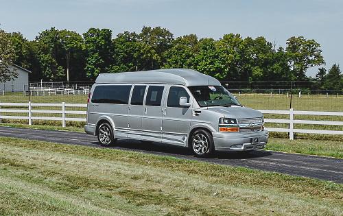 conversion van for sale