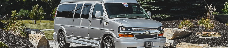 new conversion van delivery