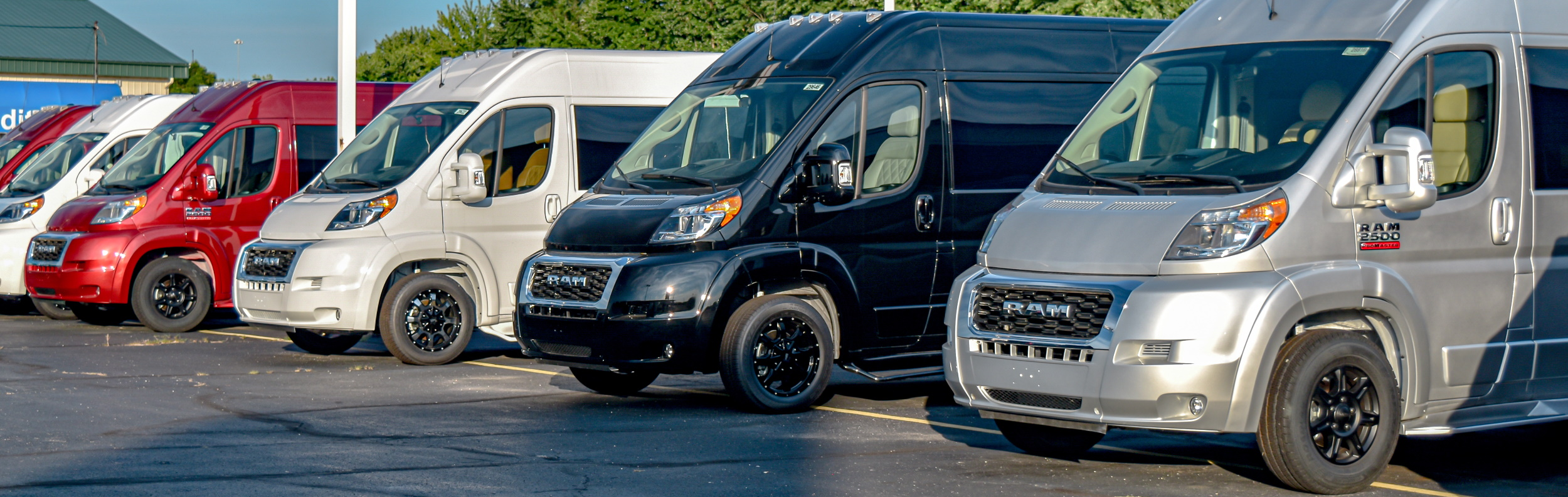 wyoming conversion van dealer