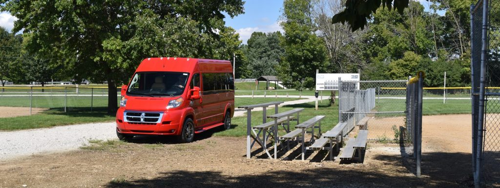 new sprinter van