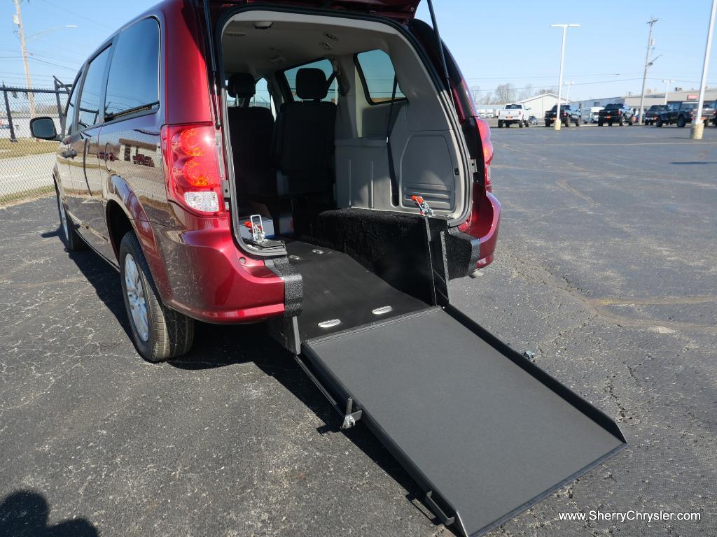 ats mobility van